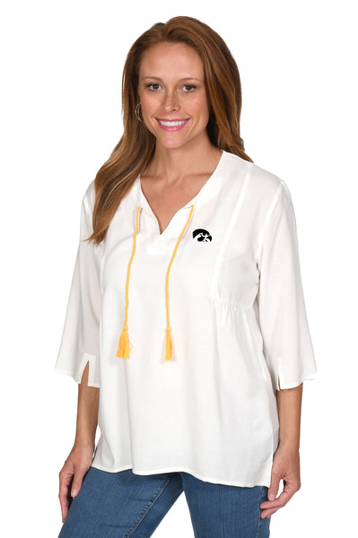 Iowa Hawkeyes Women's Top