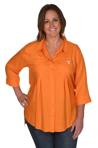 Tennessee Volunteers Women's Plus Size Top