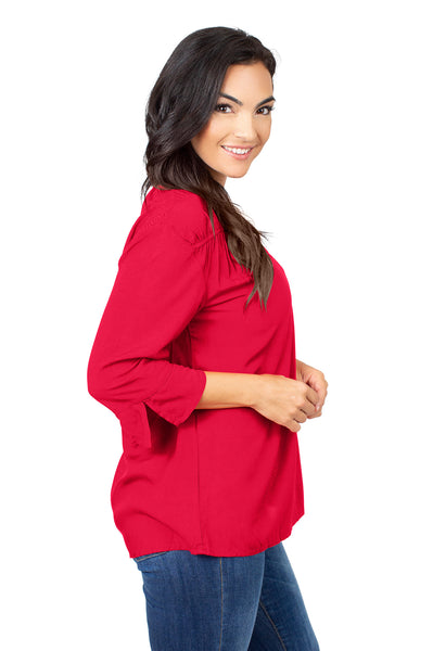 Alabama Crimson Tide Flutter Sleeve Top