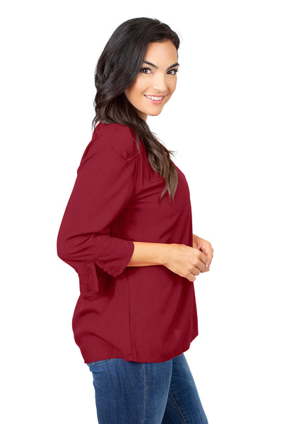 Florida State Flutter Sleeve Top