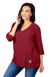 Florida State womens blouse
