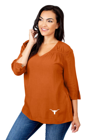 Texas Longhorns Blouse