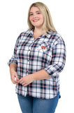 Auburn Tigers plus size shirt nice