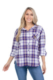 ECU Pirates Perfect Plaid Shirt
