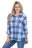 Florida Gators plaid shirt