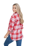 Nebraska Huskers Perfect Plaid Shirt