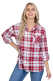 Oklahoma Sooners Perfect Plaid Shirt