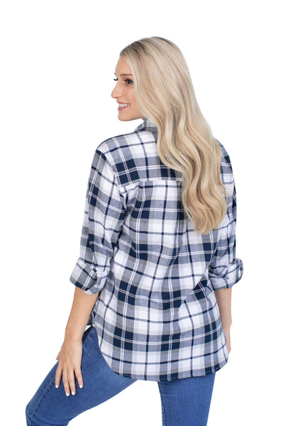 Penn State Perfect Plaid Shirt