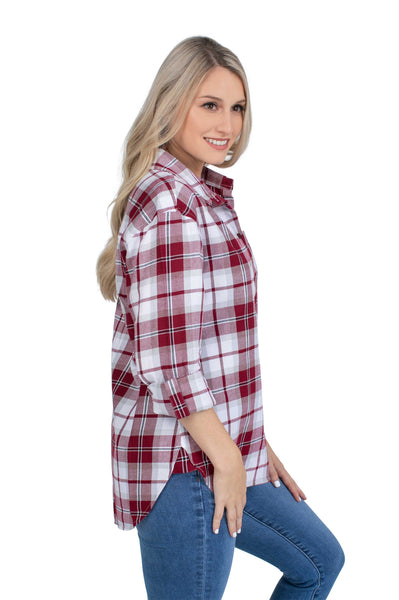 South Carolina Perfect Plaid Shirt