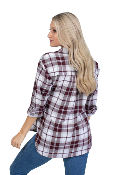 Texas A&M Perfect Plaid Shirt