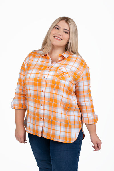 Tennessee Womens ladies plus size