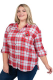 Georgia Bulldogs plus size shirt