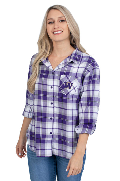 Washington Huskies Ladies Shirt