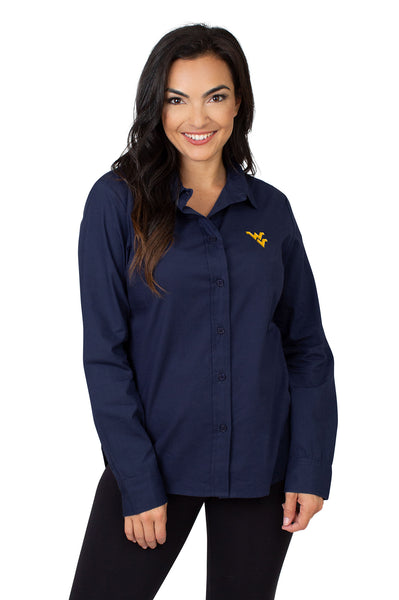 West Virginia Classic Poplin Shirt