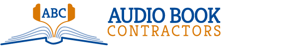 Audio Book Contractors Logo