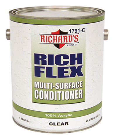 Berühmt 1791-C, Rich Flex Multi-Surface Conditioner - Clear – Stein Paint GD28