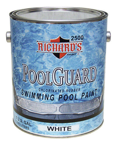 #2500 Series, Pool Guard Chlorinated Rubber Swimming Pool Paint