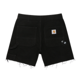 Garden shorts (CHC) - Black