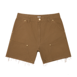 Garden shorts (CHC) - Brown