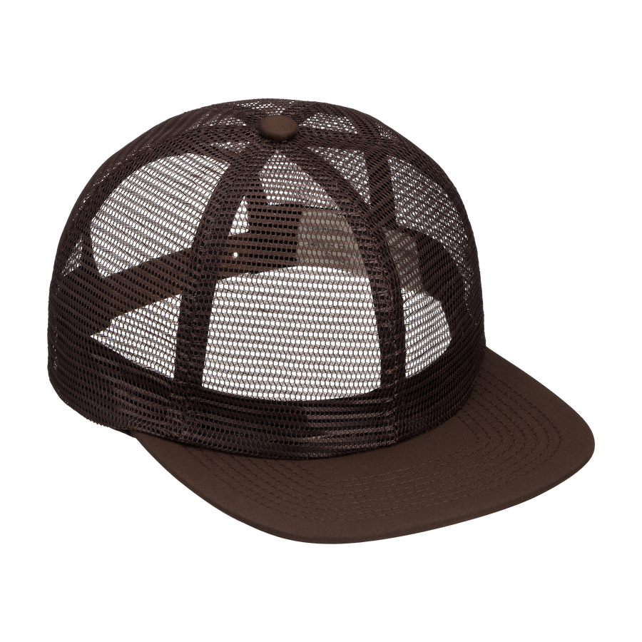 Shade Cloth Hat (Brown)