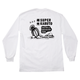 Super Kabuto Long Sleeve T-Shirt