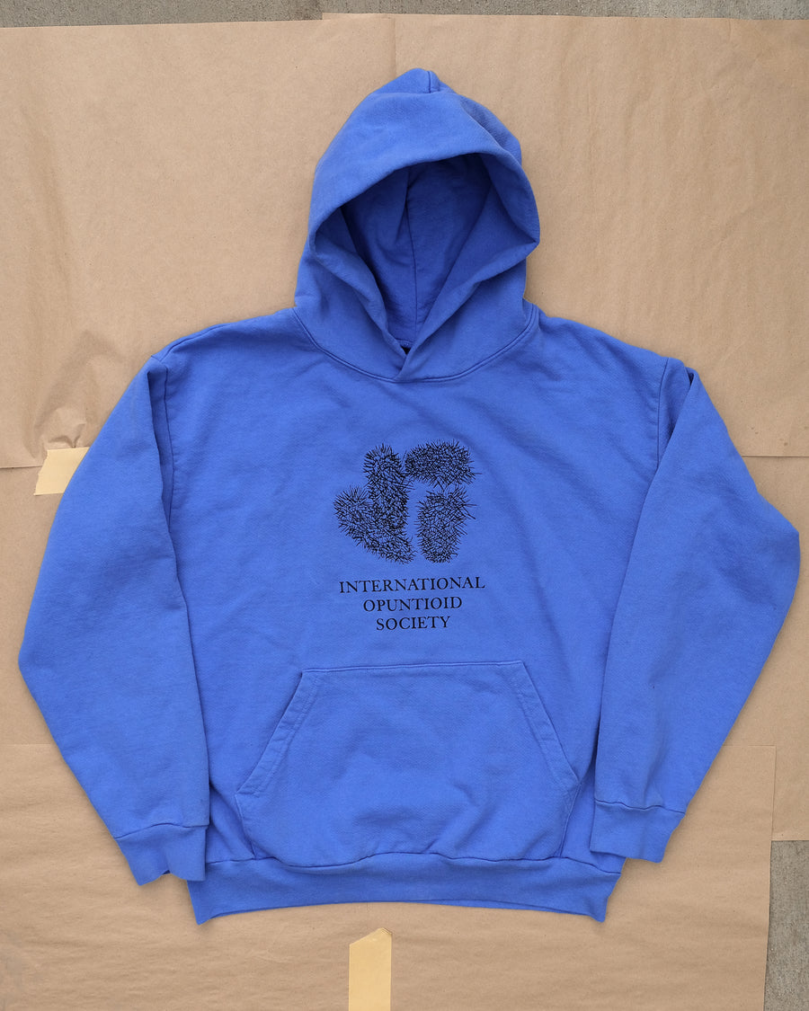 International Opuntioid Society Hooded Sweatshirt