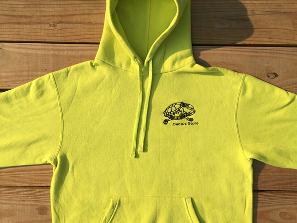 The Reproductive Biology of the Chelonia Hoodie (Lime)