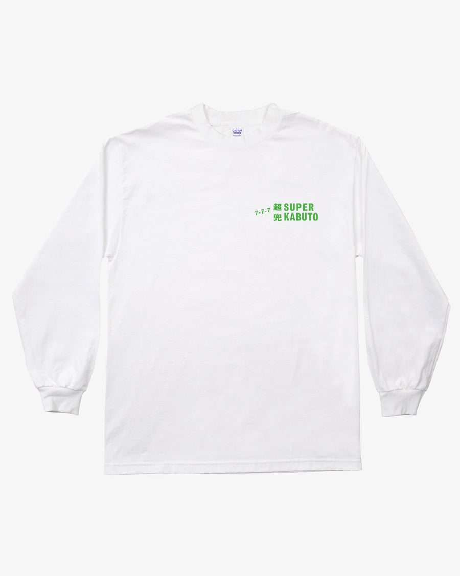 Super Kabuto Long Sleeve Shirt