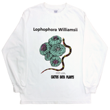 Lophophora williamsii (W.M. Reprint) Long Sleeve T-Shirt