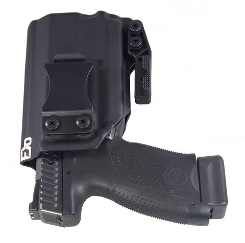 The Pyre Light Bearing IWB Kydex Holster
