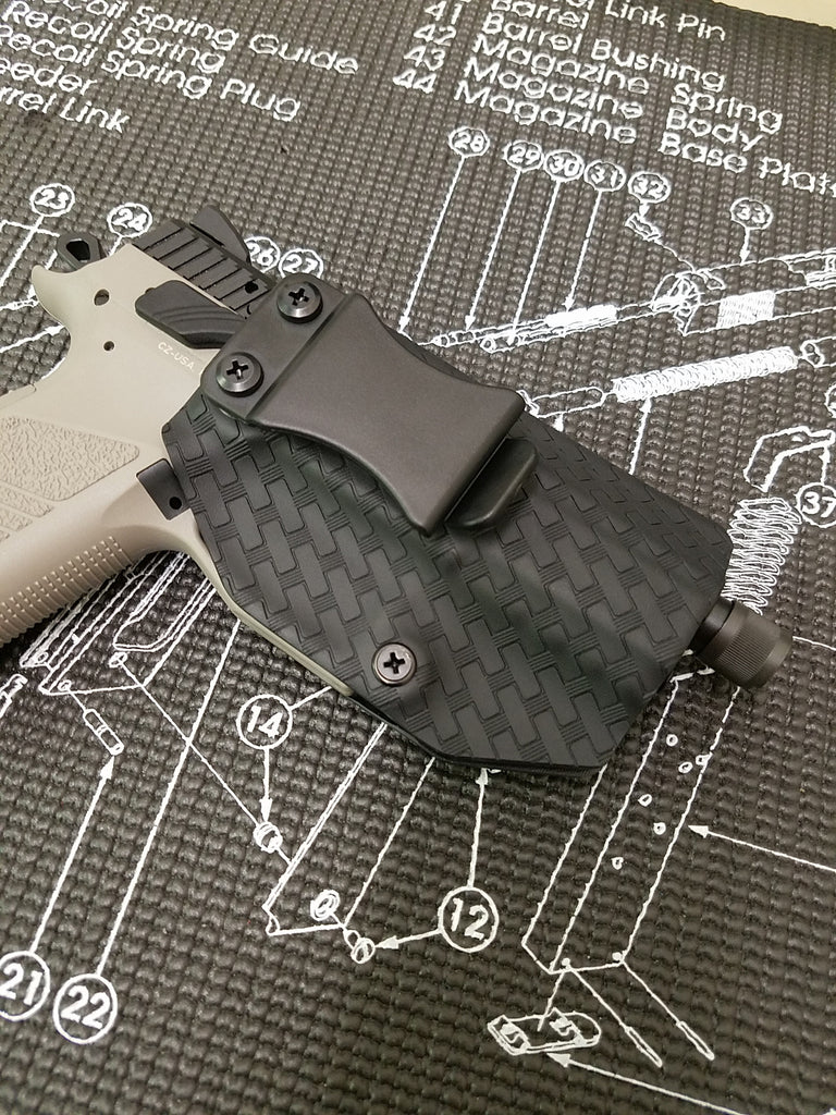 how to make your own holster