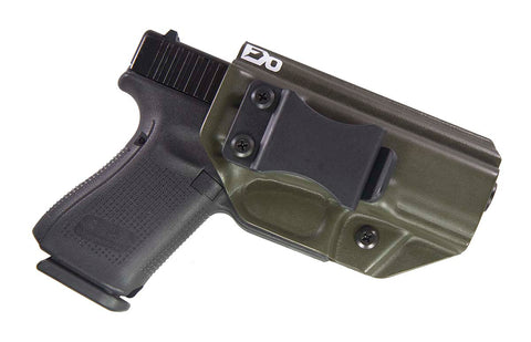 The Winter Warrior IWB Kydex Holster