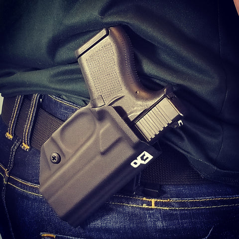 The Grey Man OWB Kydex Holster