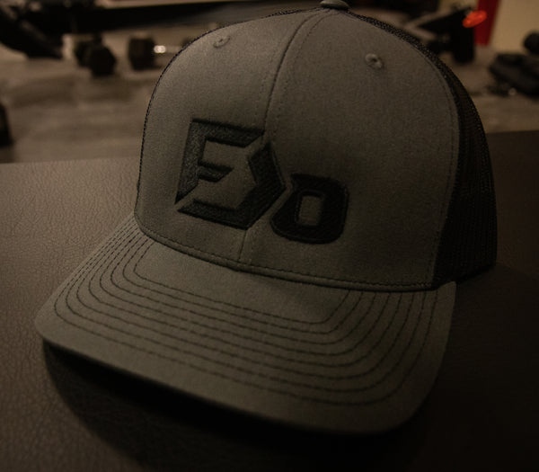 FDO Industries Trucker Hat (Limited Edition Black)