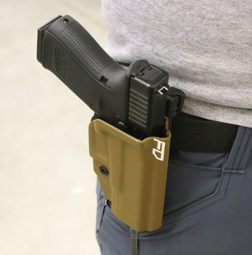 The Prodigy OWB Kydex Holster – Fierce Defender Holsters