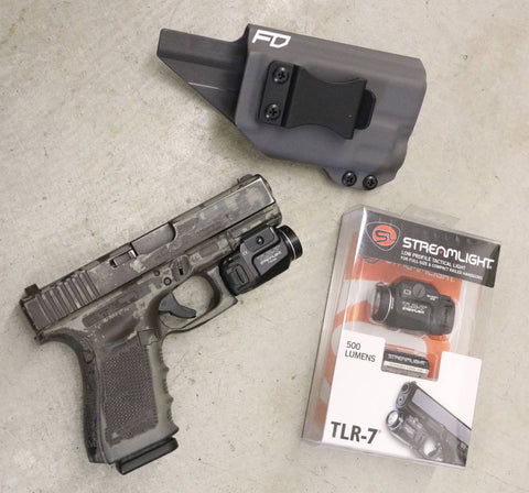 Streamlight TLR7 and FDO Holster Package Deal