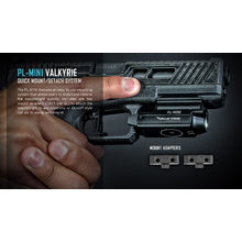 Olight PL-MINI and FDO IWB Holster Package Deal