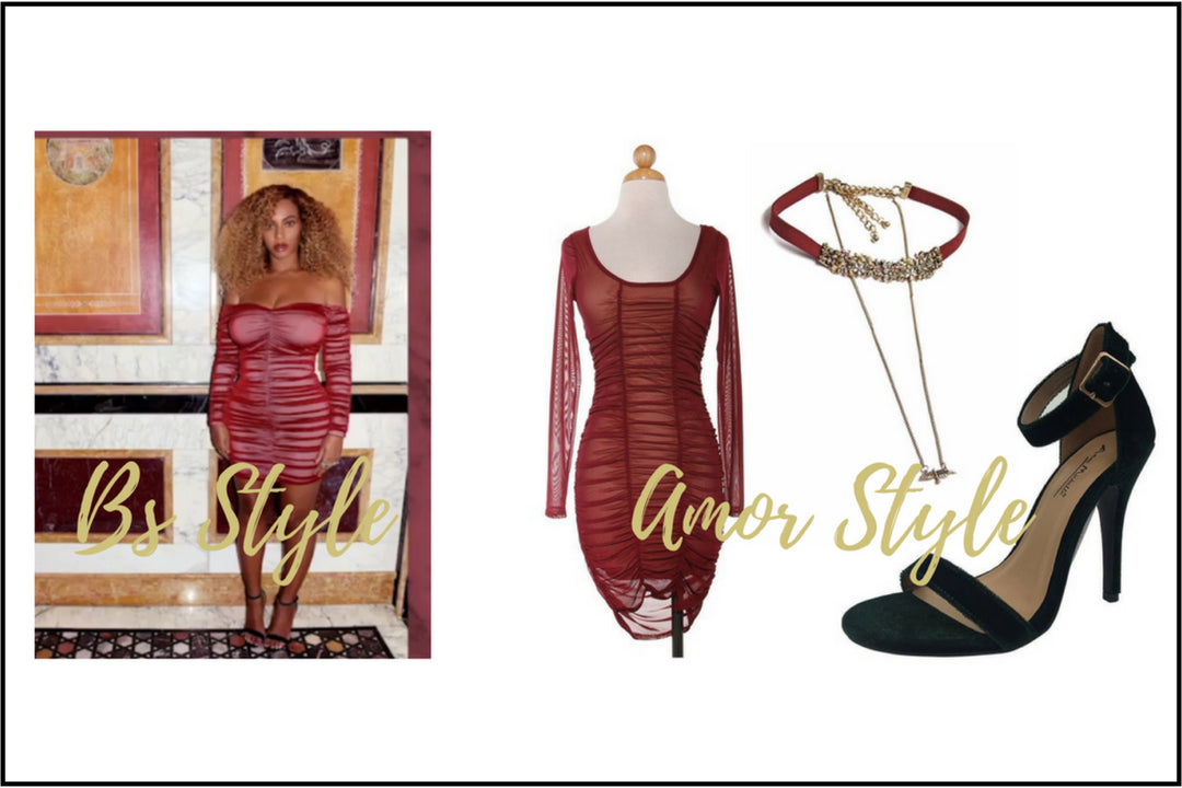 Steal The Style: Beyonce