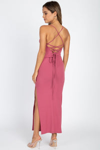 Soon As I Get Home Dress - Mauve - Amor Black Boutique