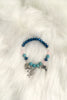 Jesus Pieces Bracelet - Blue