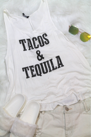 Tacos & Tequila Tee