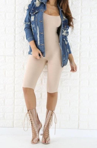 All Night Fun Jumper - Beige - S / Beige - Jumper