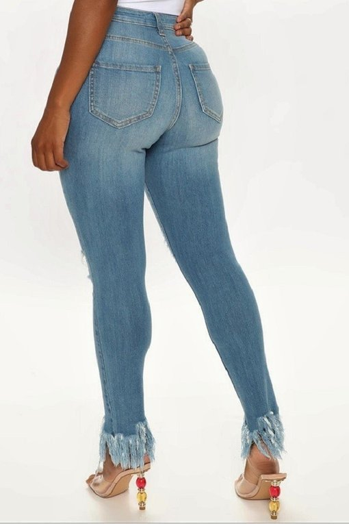 Molly Jeans - Medium Blue
