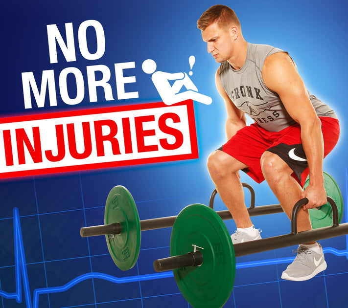 8 Reasons You Keep Getting Injured – Gronk Fitness Products