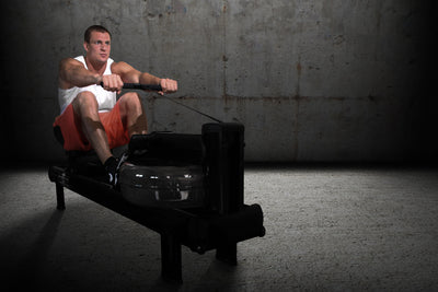 Get Ripped with Rob Gronkowski's 20-Minute Rowing Workout