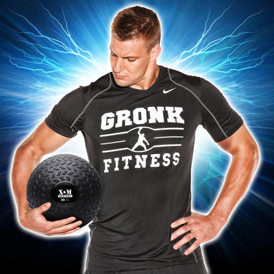 TOP 3 Reasons To Train With A Slam Ball | Full Gronk Workout