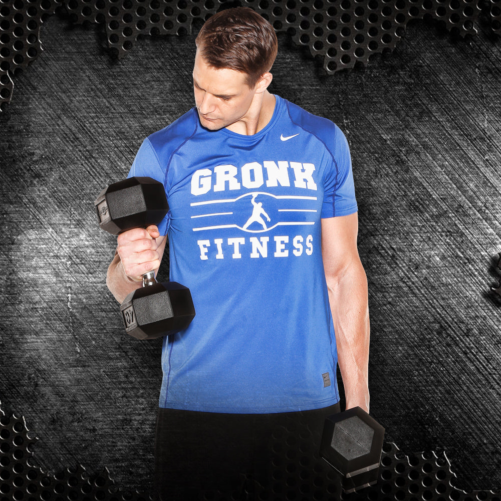 Full Body Gronk Workout w/ Supersets | Functional Strength & Conditioning