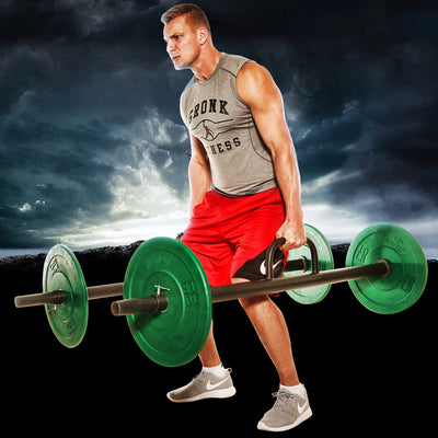 Build Up Your Traps, Core & Forearms With This Exercise! (MUST-DO FOR ATHLETES)