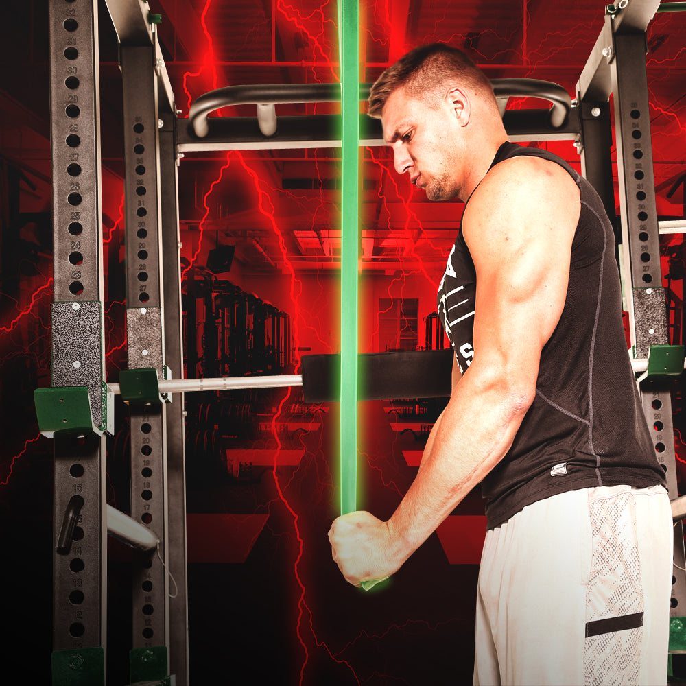 Gronk Newest Workouts – Upper Body Strength Band Routine
