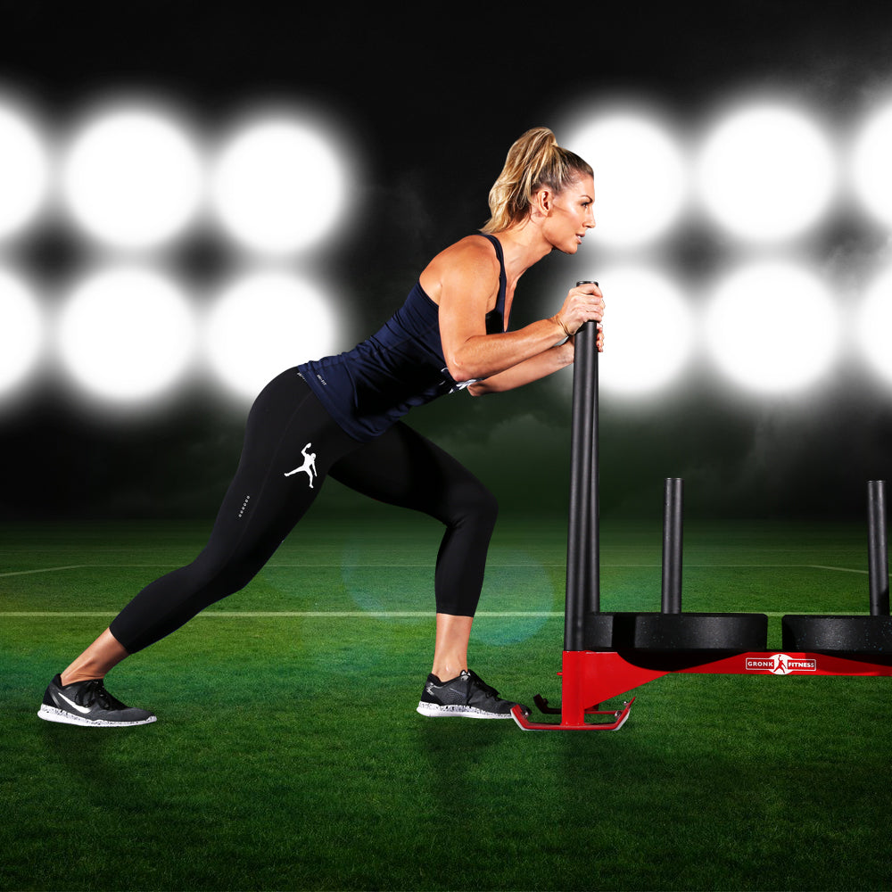 Push Sled – The Most Versatile Piece Of Strength Equipment